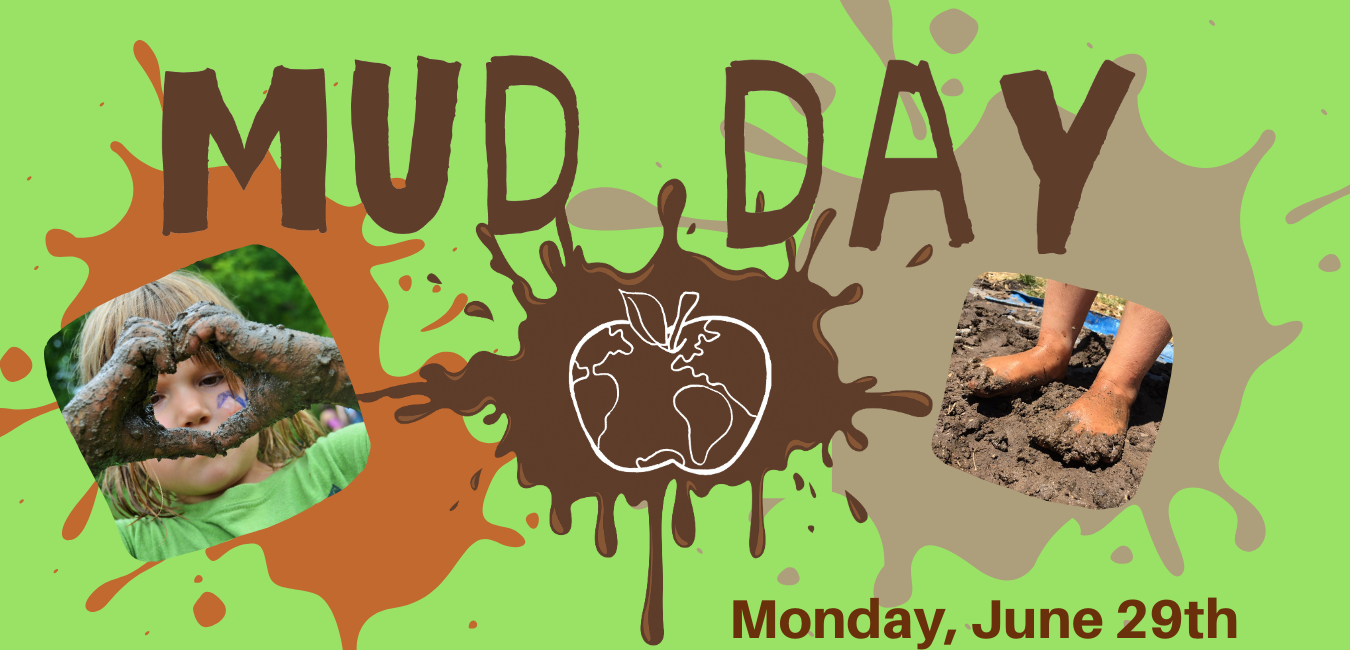 Virtual Mud Day Banner: Monday, June 29, 2020